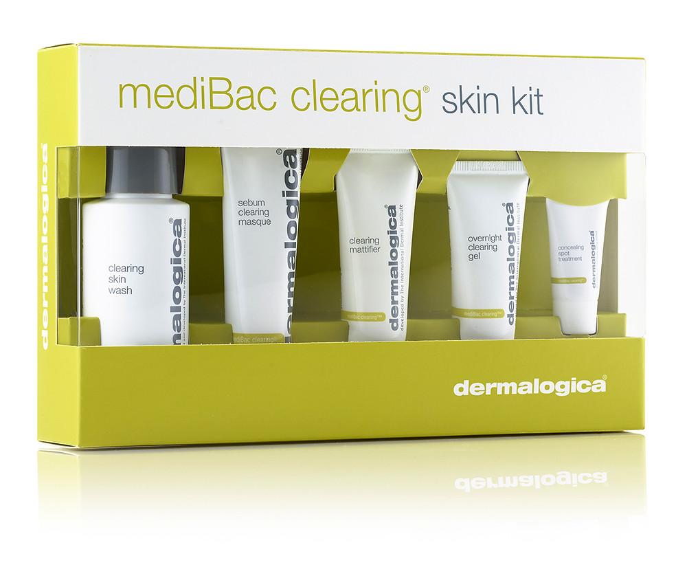 MediBac Clearing skin care kit, Dermalogica
