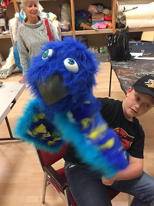 Puppets From Scratch