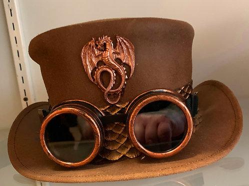 Incindric Steampunk hat