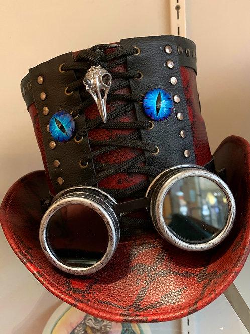 Dragoneer steampunk hat