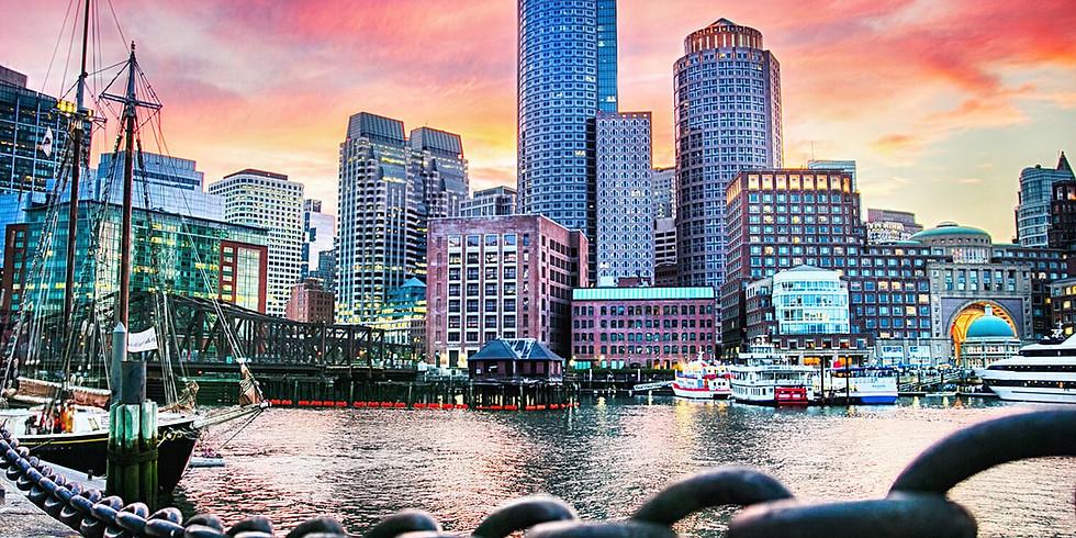 Boston, MA Open Call via ZOOM