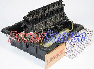 Rebuilt Ford 300 6 cylinder engine