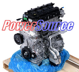 Dodge Dart engine