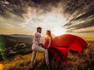 Ensaio pre casamento no Pico do Olho D'agua -Mairiporã