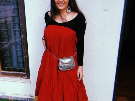 Styling your Indian Ethnic Lehenga!