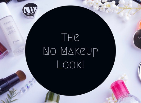 How to Ace the No Makeup Look!