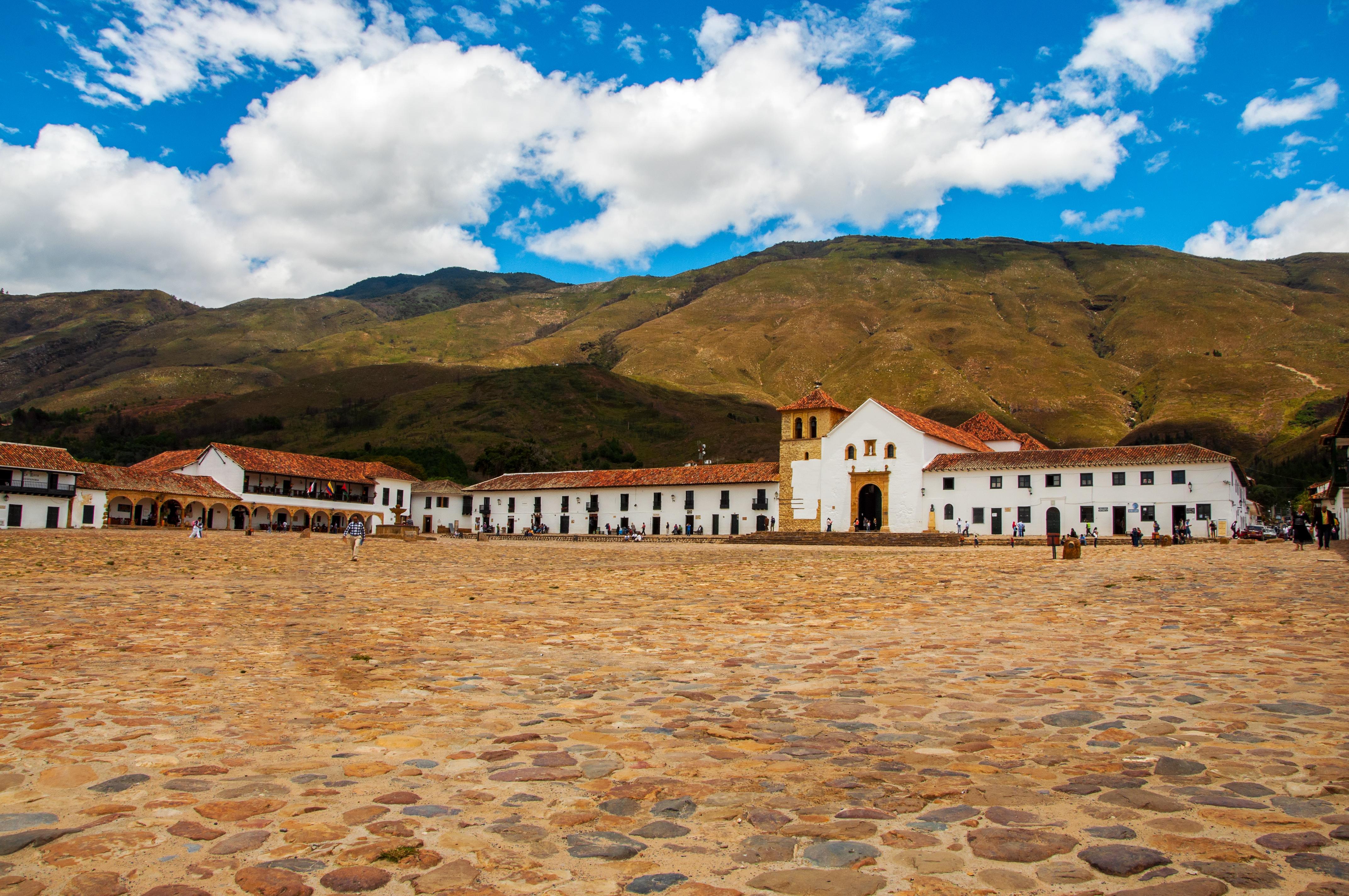 Plaza Villa de Leyva