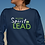 Thumbnail: Allow Spirit to Lead Unisex Heavy Blend™ Crewneck Sweatshirt