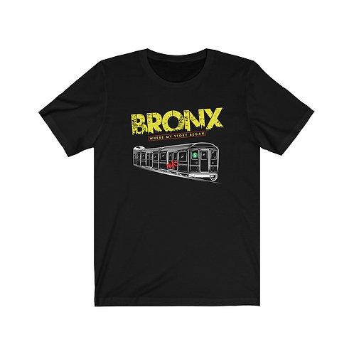 BX Unisex Jersey Short Sleeve Tee