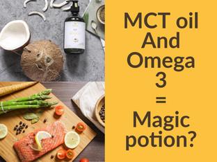 อะไรคือ MCT oil แล้วอยากได้โอเมก้า 3 ต้องกินน้ำมันอะไร มึนนนนนน!!!!😵