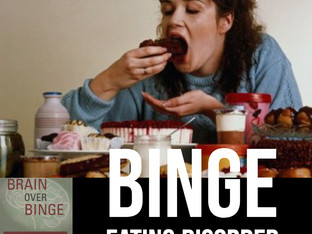 Binge eating disorder: อาการกินแหลกแดกไม่หยุด กับวิธีพิชิตมัน‼️