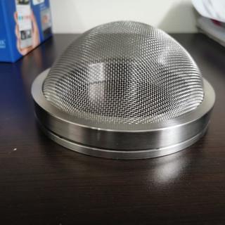 Acero inoxidable filtros diseños especiales