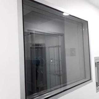Cancel de aluminio sistema DVH