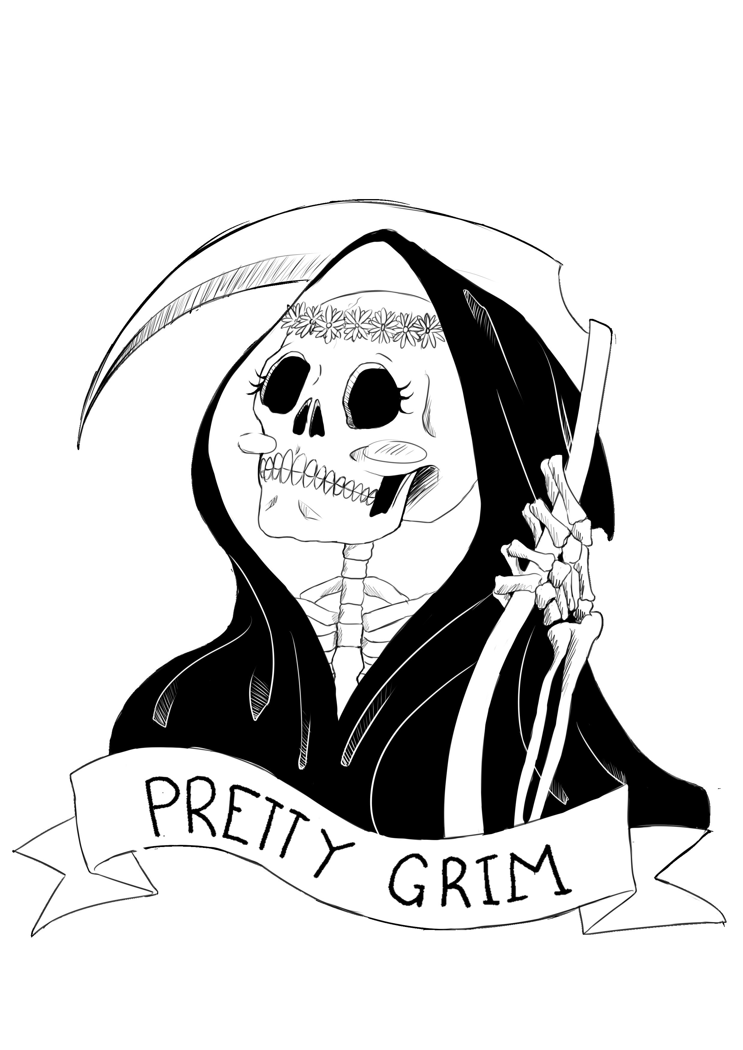 Pretty Grim
