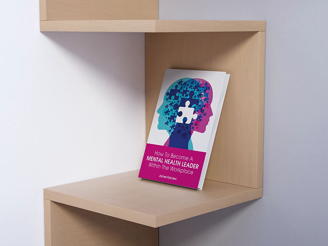 Book 3D image on book shelf on its own.j