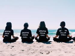 Yoga on the beach2