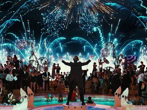 Fêtes in Film   The Great Gatsby