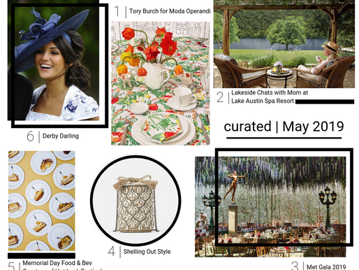 curated guide | May 2019
