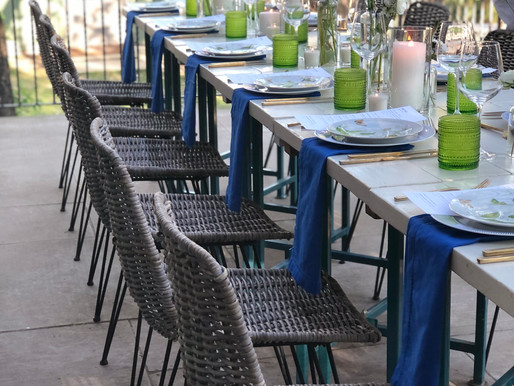 An Event Planner's Guide to Post-Pandemic Catering Trends