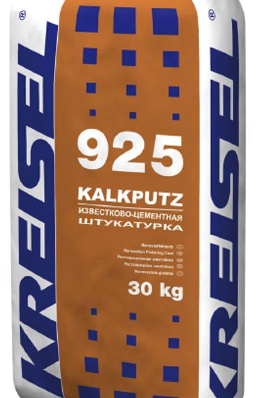 Известково-цементная штукатурка KALKPUTZ 925