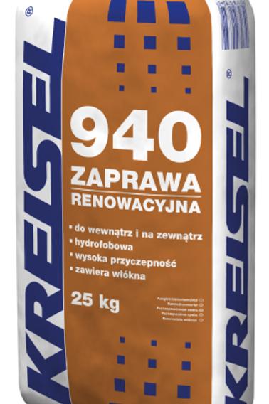 Реставрационная ремонтная шпаклевка ZAPRAWA RENOWACYJNA 940