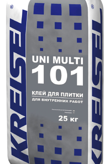 Плиточный клей для внутренних работ UNI MULTI 101