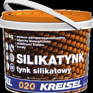 Силикатная декоративная штукатурка SILIKATYNK 020
