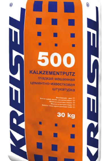 KALKZEMENT-MASCHINENPUTZ 500