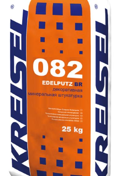 Декоративная минеральная штукатурка EDELPUTZ BR 082