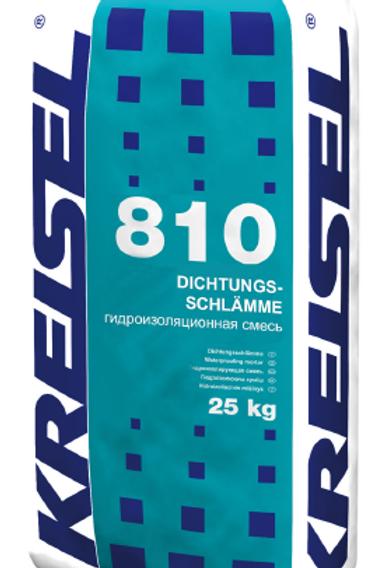 Гидроизоляционная смесь DICHTUNGSSCHLÄMME 810