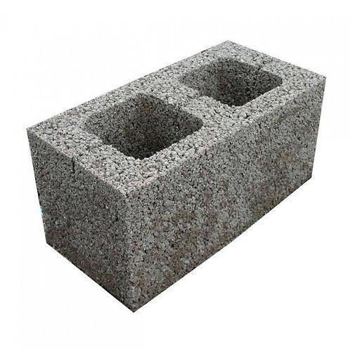 Керамзитобетонный блок пустотелый 390х190×188 мм