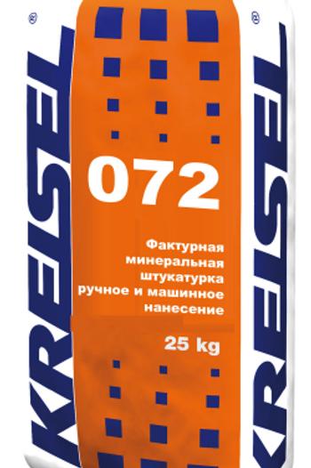Фактурная минеральная штукатурка KORNPUTZ 072