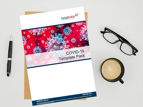 COVID 19 TEMPLATE PACK