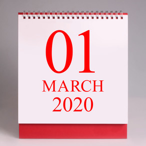 New annualised salary provisions to take effect 1 March 2020