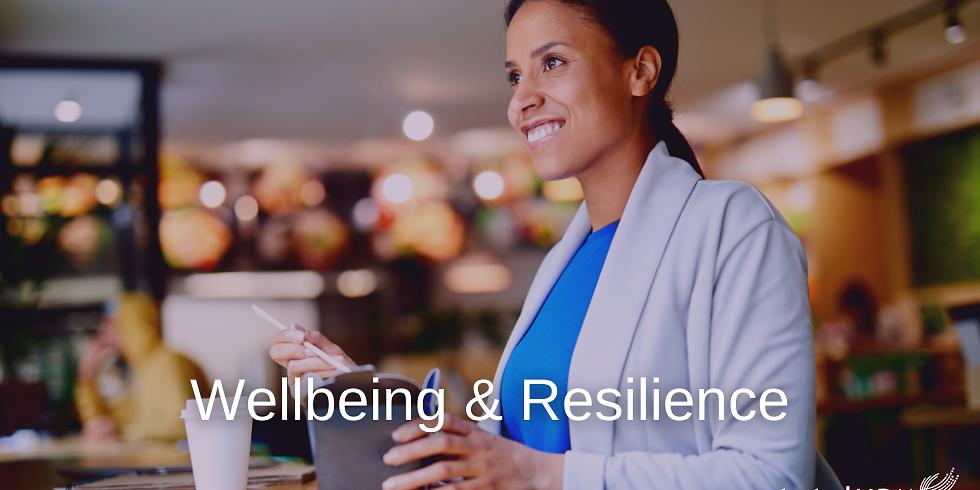 Wellbeing & Resilience Webinar