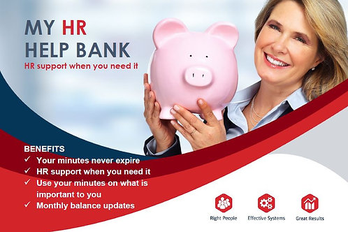 MY HR HELP BANK