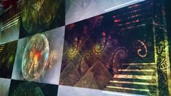 Wickerske fractal poster