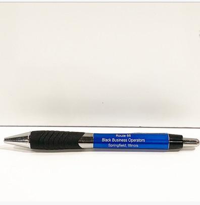 Black Business Operators Pen
