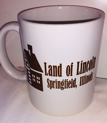 Land of Lincoln Coffee Mug