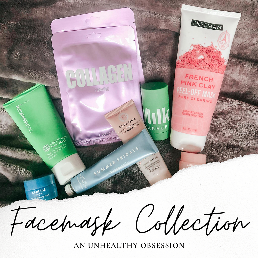 my top rated collection of face masks