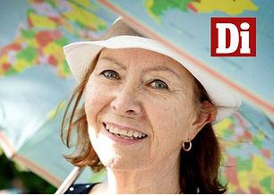 Hon är första svenska kvinna att ha varit i världens alla länder