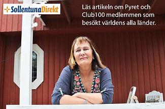 Birgitta har varit i världens alla länder