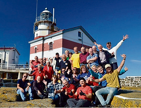 Club100 har årsmöte på Åland
