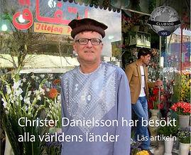 Christer har besökt alla världens länder