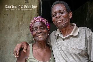 Guinea Bissau,  Sao Tomé & Angola