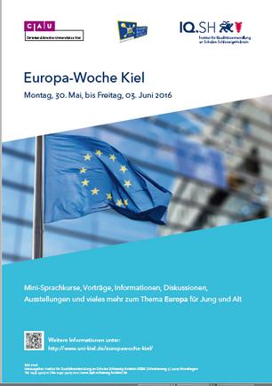 Vortrag an der Uni Kiel (DE)
