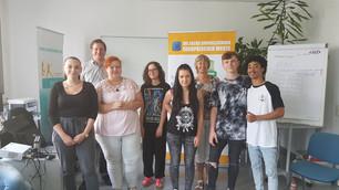 Workshop an der überbetrieblichen Lehrausbildung des Land Steiermark, Graz (AT)
