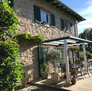 Mix Toscana 60% + Limestone Champagne 40%