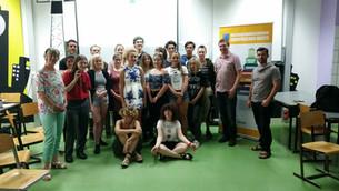 Workshop an der HTBLVA Graz (AT)
