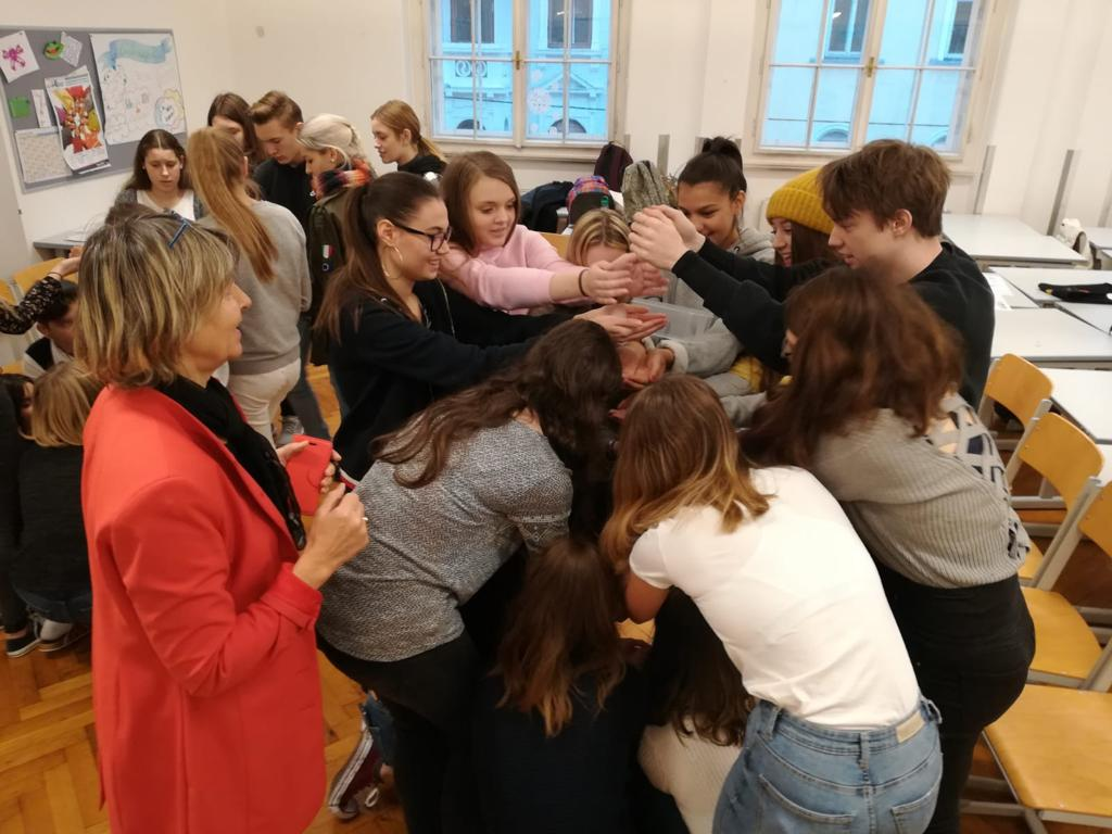 Workshop Modeschule Graz